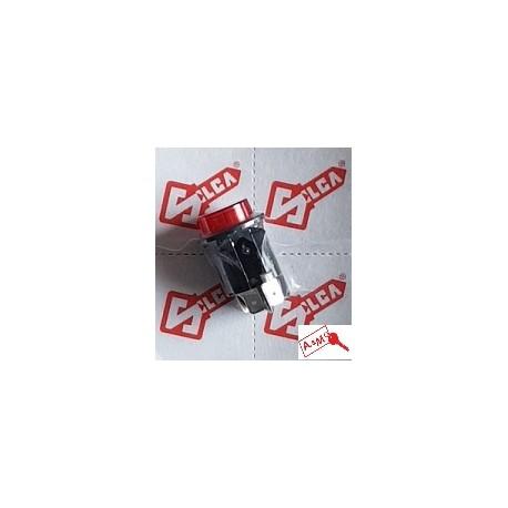 PULSANTE ACCENSIONE ROSSO POKER ART D901313ZR