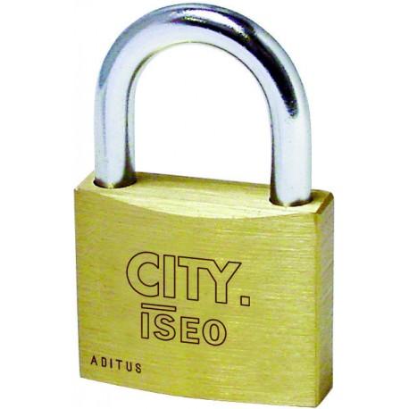 LUCCHETTO ARCO ISEO CITY MM 50 KA ART P00050277 K