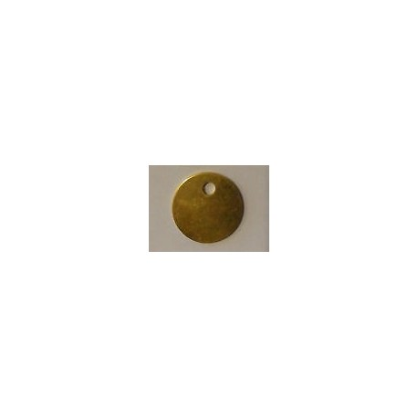 MEDAGLIA TONDA OTT LUC C/ANELLO ART JRKT02-1