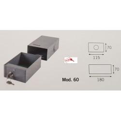 FT MINI SECUR BOX MONO CASSETTO ART 60