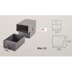 FT MINI SECUR BOX MONO CASS + VANO ART 61