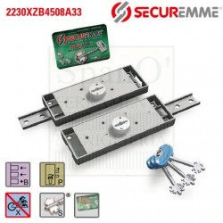 SECUREMME SERRATURA LATERALI DX/SX DM ART 2230