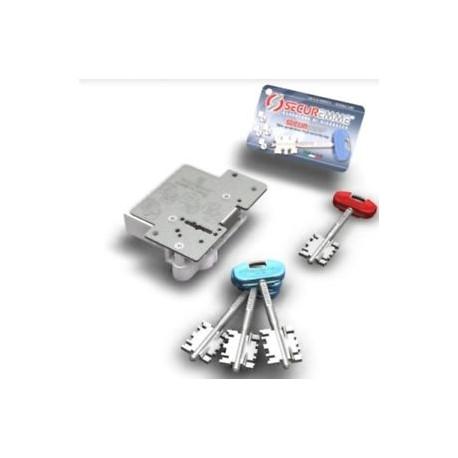 SECUREMME CUORE SECURMAP SX CH 3+1 ART 25SXS