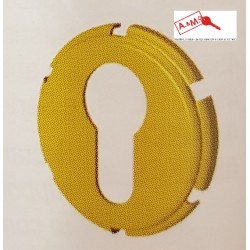 SECUREMME INSERTO PIANO CIL OTTONE ART 4010XOL