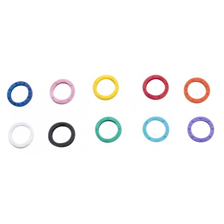 ANELLO PLASTICA COLORATA ART AVK100600