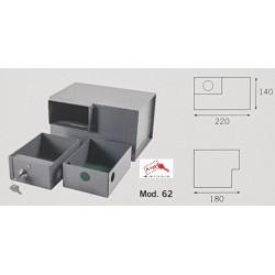 FT MINI SECUR BOX MONO CASS. + 2 VANO ART 62